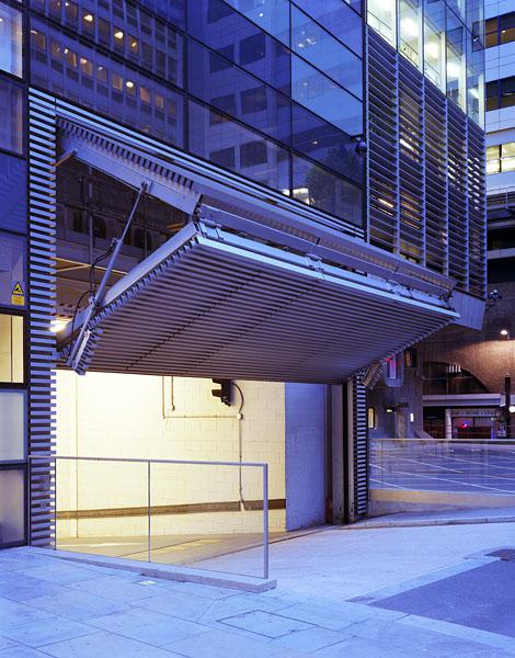 Gartner automated security gate - closing. 11/12