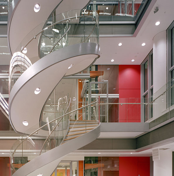 Architectural Photography Of New Bbc Broadcasting House
