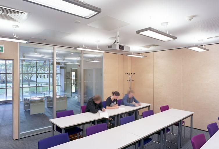 Warwick University Modern Records Centre, teaching space.17/17