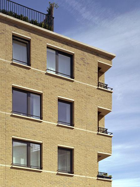 The New Brickwork Facade.19/19