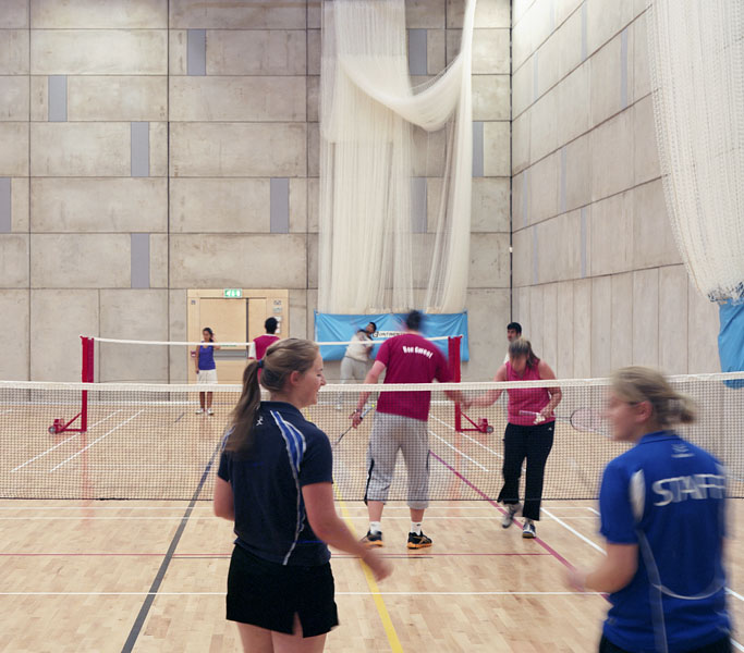 Sports hall. 31/41