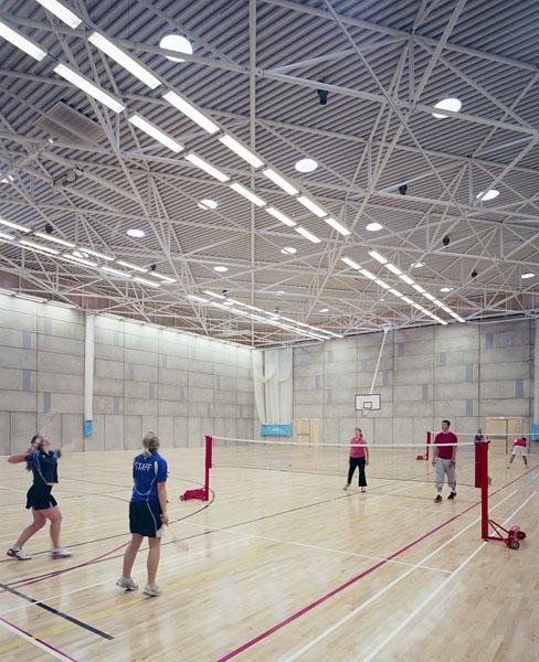 Sports hall. 32/41