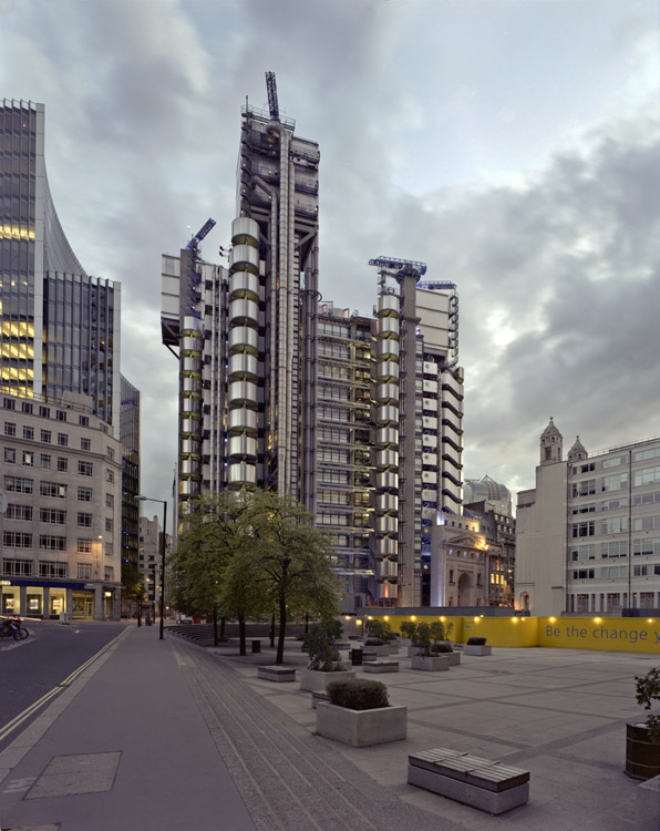 Richard Rogers Lloyds Building The Lloyds Building Richard
