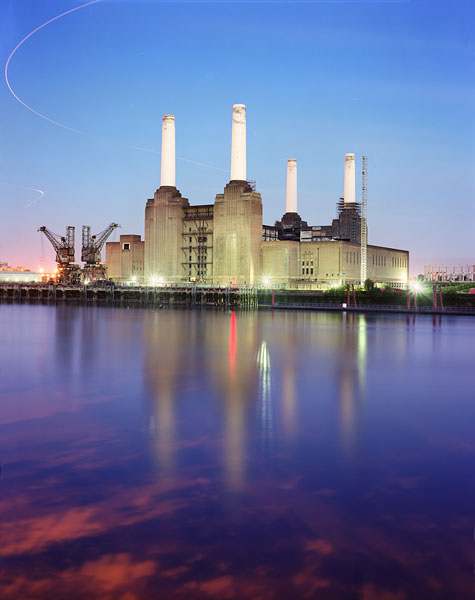 Battersea Power Station, Battersea, London, Sir Giles Gilbert Scott.2/16