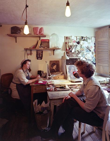 James Plumb in their office.2/36