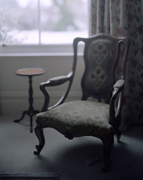 Chair in sitting room, penishaplwydd.24/36