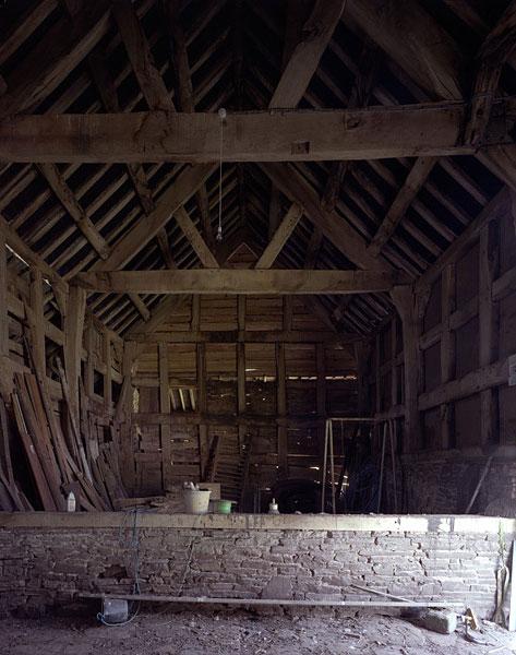 16th century barn30/36