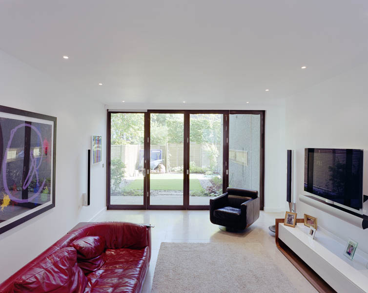 Private residence in Blackheath, London, by Alan Camp Architects: sitting room.34/65