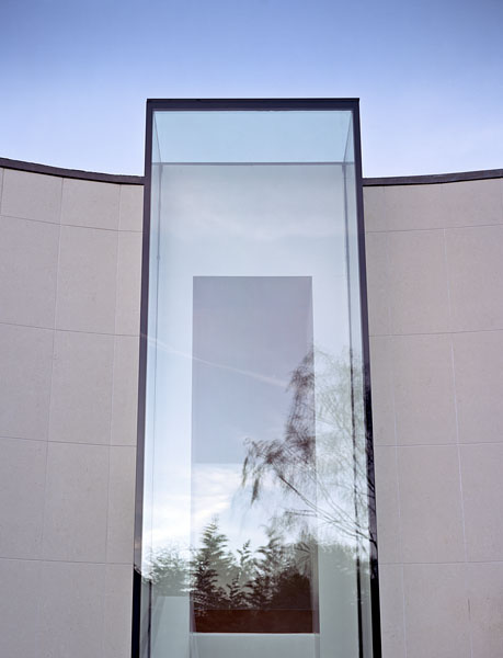 Private residence in Kingston-upon-Thames by Coup De Ville Architects: exterior glazing.39/65