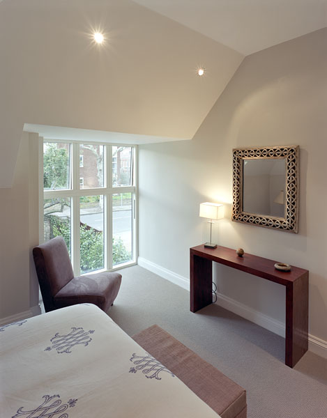 Private residence in London by Coup De Ville Architects: bedroom.58/65