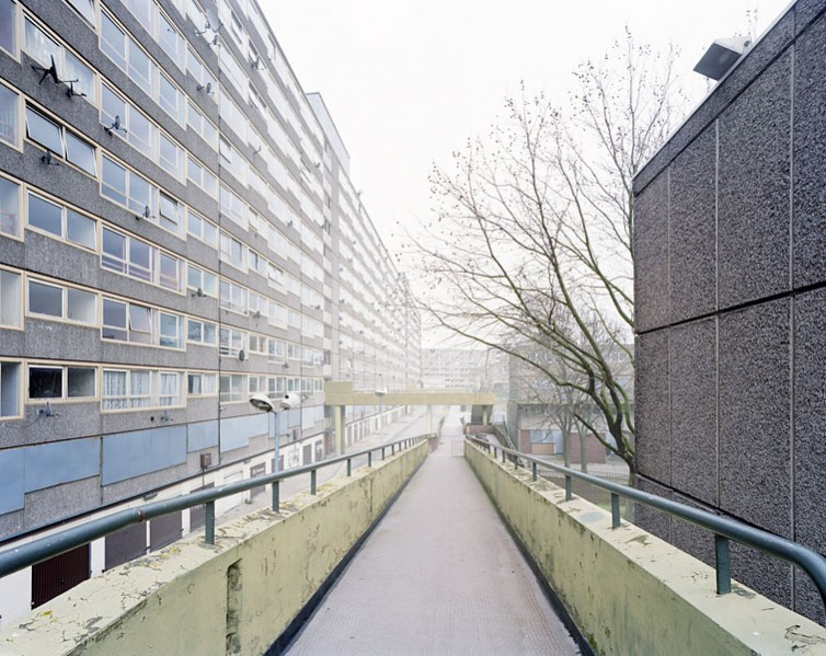 The Heygate Estate, Abstracted Part 1, 04.5/41