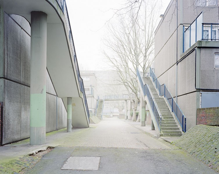 The Heygate Estate, Abstracted Part 1, 11.12/41