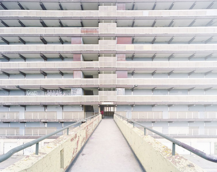 The Heygate Estate, Abstracted Part 1, 18.19/41