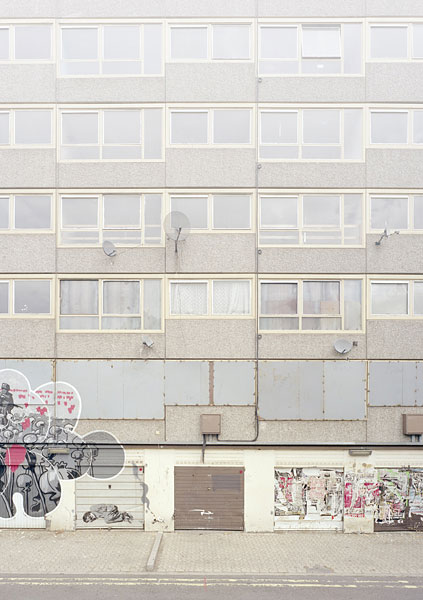 The Heygate Estate, Abstracted Part 3, 06.35/41