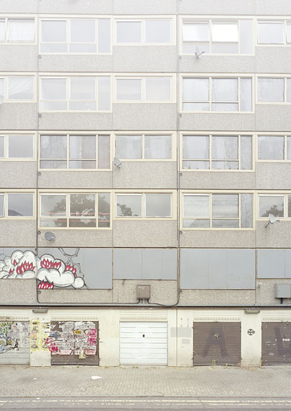 The Heygate Estate, Abstracted Part 3, 11.38/41