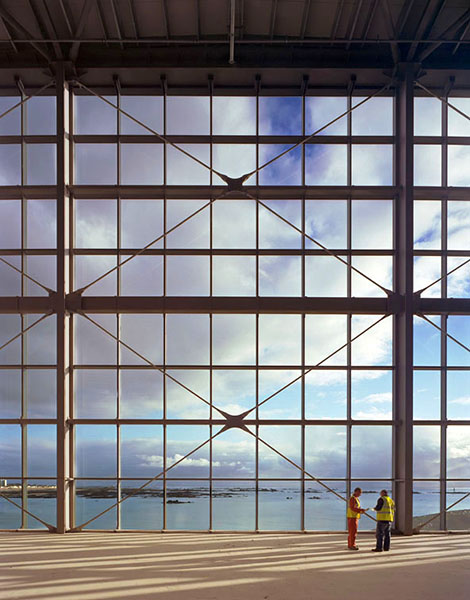 Jersey Energy from Waste Plant (EFW), by Hopkins Architects. 15 of 20