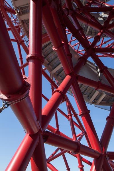 Orbit steel structure. 16 of 23