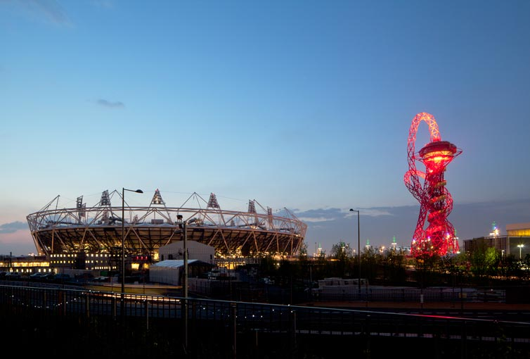 London Olympic Stadium. 22 of 23