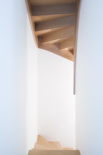 Staircase interior photography. 6 of 7