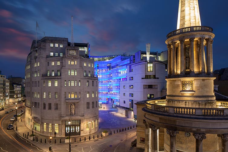 New Broadcasting House. 10 of 20