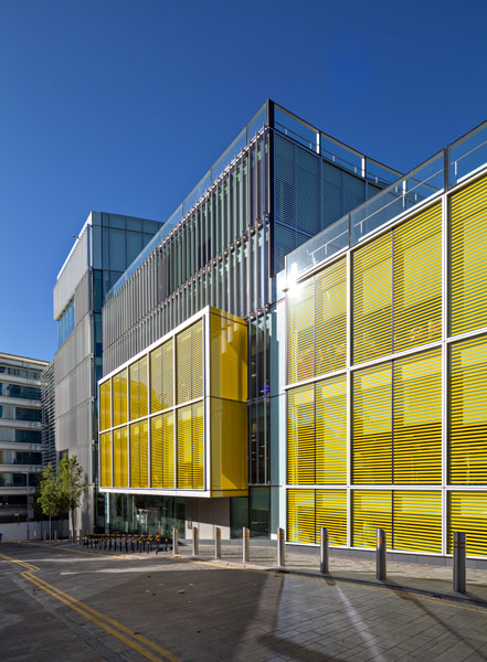 The American Express building in Brighton by EPR Architects. 2 of 8