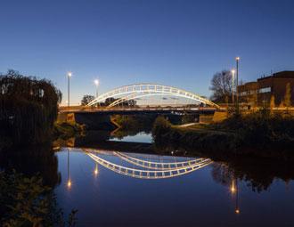 Moxon Bridge Preview Photograph