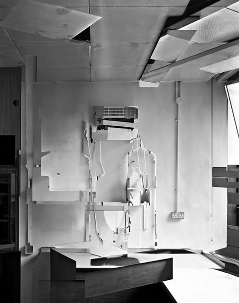 Constructed Images 01 –Wolfson 005 (negative). 9 of 20