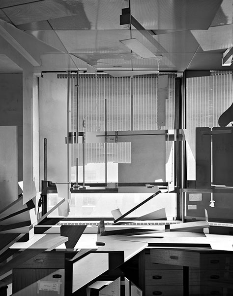 Constructed Images 01 –Wolfson 006 (negative). 11 of 20