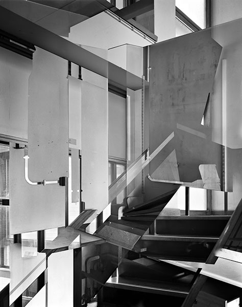 Constructed Images 01 –Wolfson 008 (negative). 15 of 20
