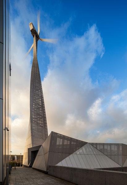 Exterior Sustainability Turbine. 5 of 10