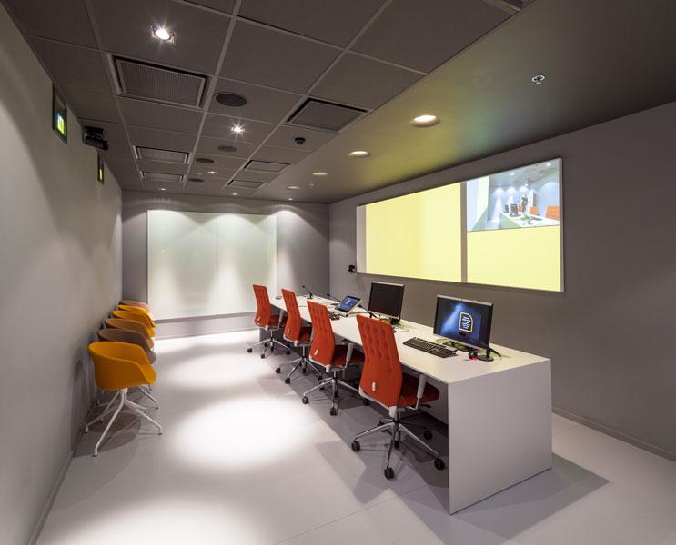 Audio Visual work space, 11 of 13