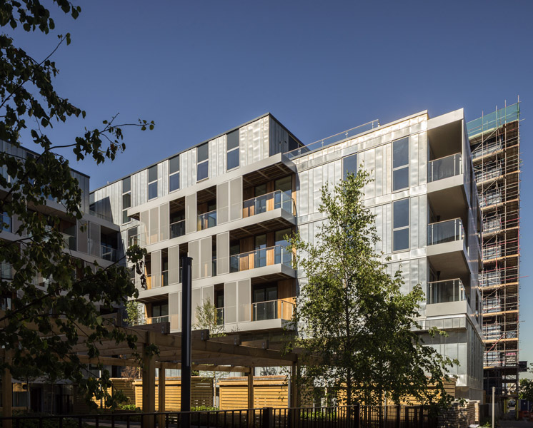 Simpsonhaugh Architects, London, 01 of 15