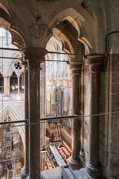 View of Westminster Abbey, 02 of 27