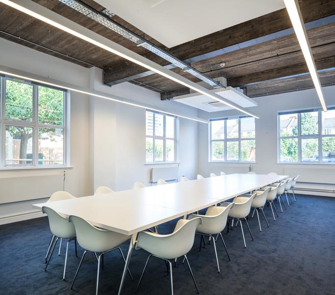 Interior meeting room, 03 of 14
