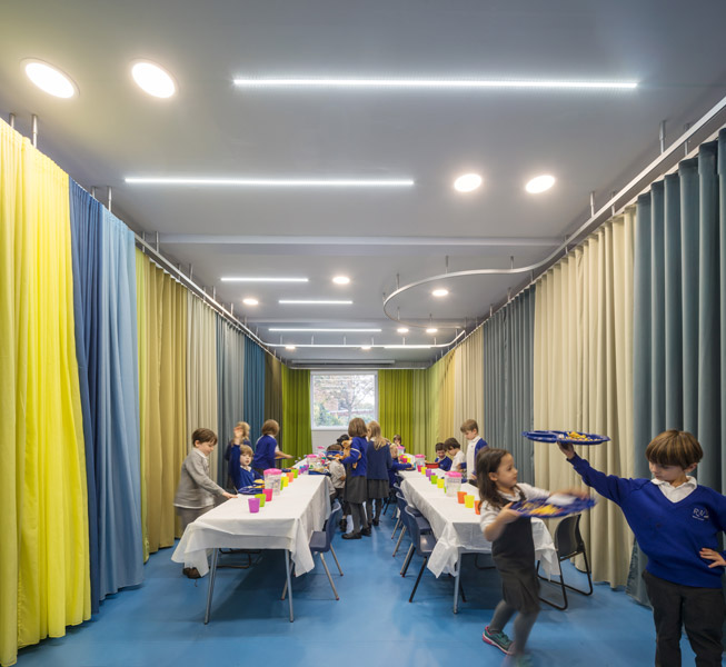 Rosemary Works School, London, by Aberrant Architecture, 03 of 09