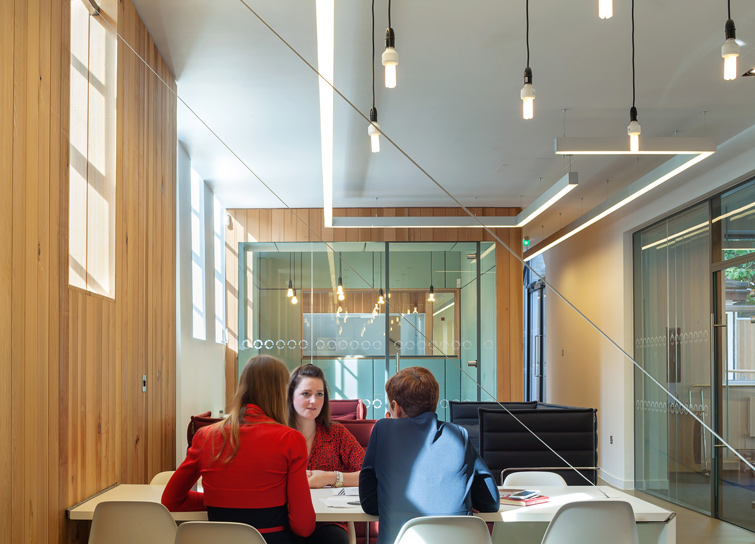 Moxon Architects - interior view, 04 of 14