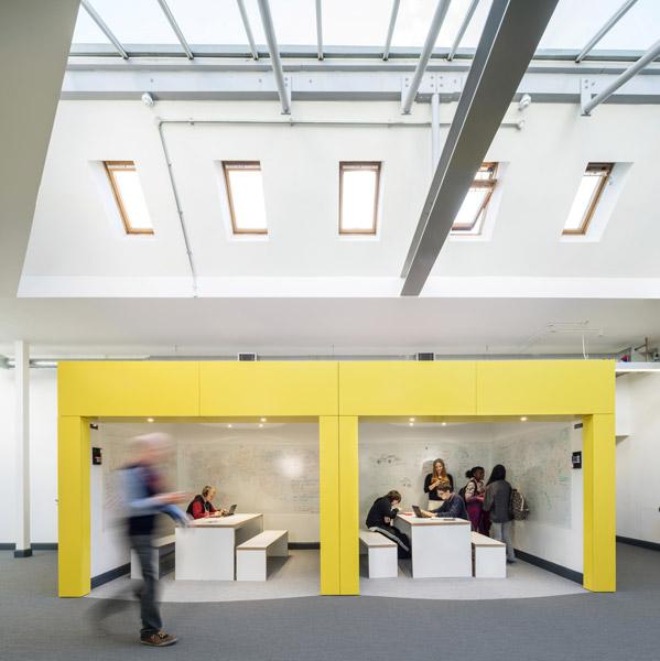 Interior photographer informal teaching area, 06 of 06