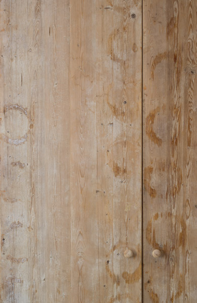 Detail photo showing reclaimed timber doors, 09 of 17