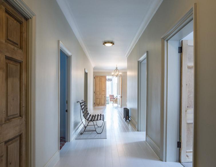 Interior corridor with furniture, 13 of 17