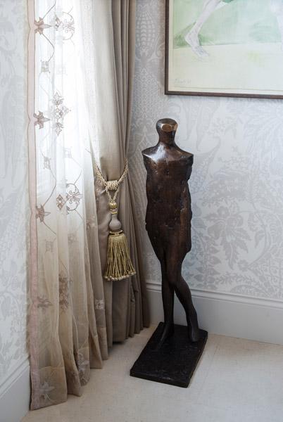Artworks and custom curtain fabrics, 14 of 18