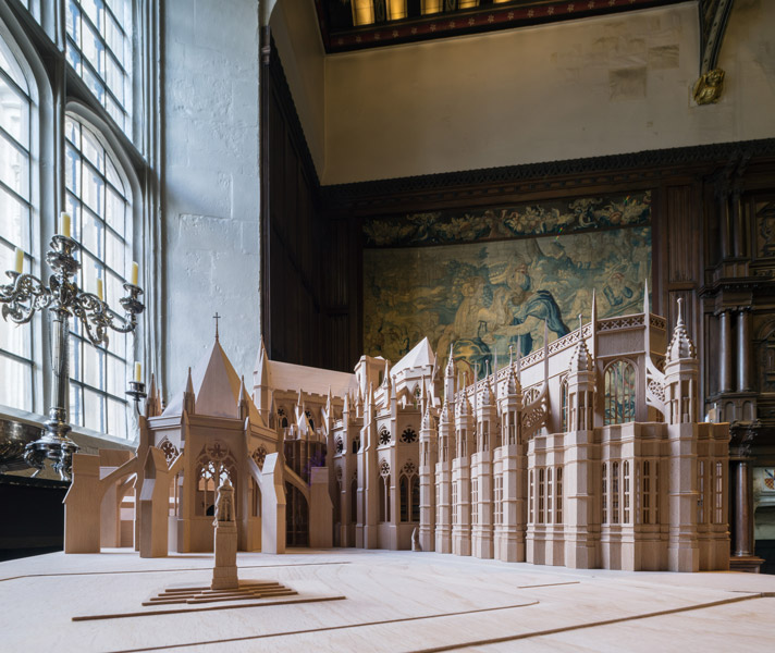 London architectural model photography, 17 of 18