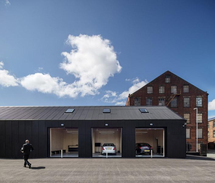 Gruff Architects, London, 01 of 10