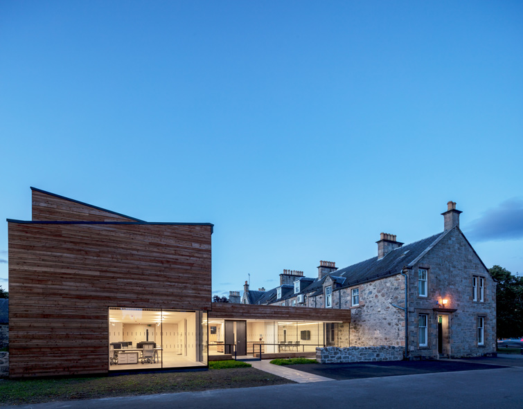 Cairngorms National Park Authority HQ by Moxon Architects, London, 16 of 28