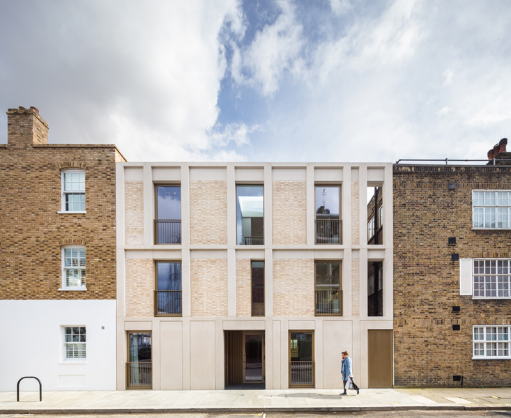 Private residential development in West London by Haptic Architects, 23 of 28