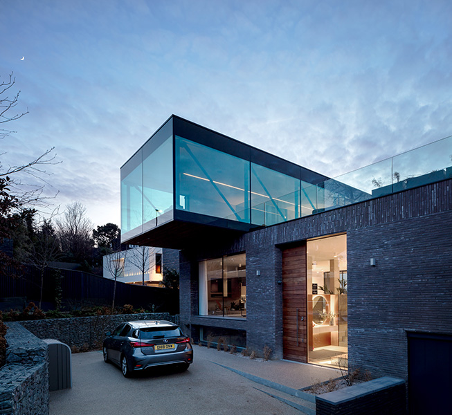 Architectural photography in Wimbledon, London, 20 of 40