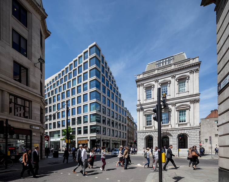 Design is by EPR Architects, London, 01 of 08.