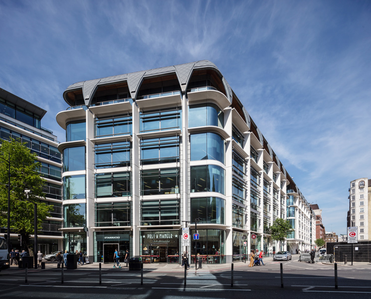 Design by EPR Architects, London, 01 of 12