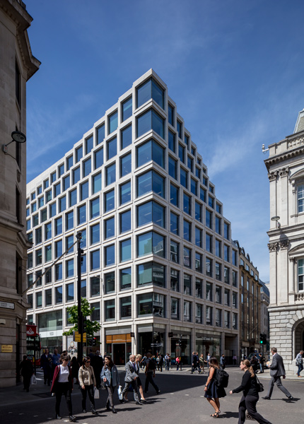 Commercial architectural photography, London, 02 of 08.