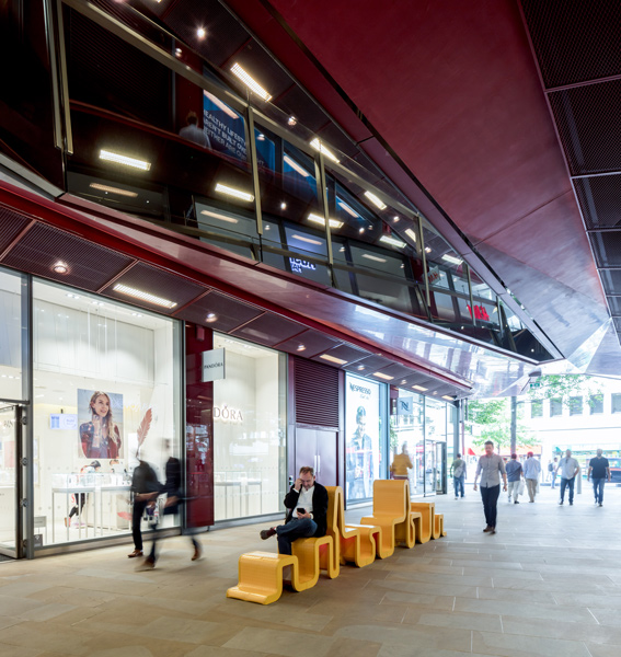 Design is by McCloy and Muchemwa Architects, London, 03 of 06.