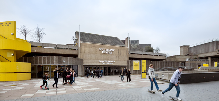 New Southbank Centre signage, 03 of 12.
